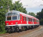 berlin-deutsche-bahn-ag/587087/steuerwagen-der-bauart-karlsruhe-in-ulm Steuerwagen der Bauart Karlsruhe in Ulm am 04.08.2014. Diese Fahrzeuge sind in und um Ulm nicht mehr im Einsatz.