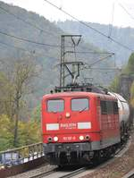 berlin-deutsche-bahn-ag/599858/151-151-8-auf-der-geislinger-steige 151 151-8 auf der Geislinger Steige am 06.10.2010.