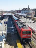 berlin-deutsche-bahn-ag/694213/112-185-in-neubrandenburg 112 185 in Neubrandenburg.