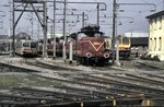 3606; 2001 und 251 CFL in Luxemburg im September 1983 (Diascan).