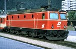 1044.71 ÖBB in Bregenz am08.07.1984 (Diascan).