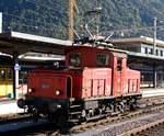 ee-33/585552/ee-33-nr16-427-in-chur Ee 3/3 Nr.16 427 in Chur am 31.08.2006.